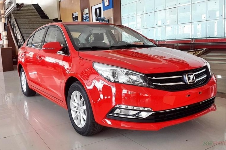 Zotye Z500 1.5 CVT Turbo Royal 2016