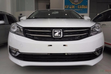 Zotye Z500 1.5 CVT Turbo Luxury 2016
