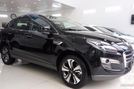 Luxgen U7 Turbo Eco Hyper 2.2T 2016