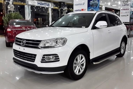 Zotye T600 Turbo 1.5 2015