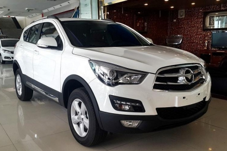 Haima S5 MT Basic 2015