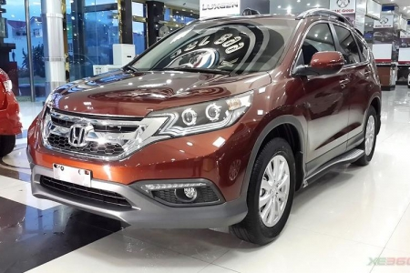 Honda CR-V 2.0 New 2016